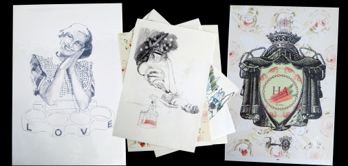 LE SHOP du lieu multiple montpellier - Aurélie Piau
